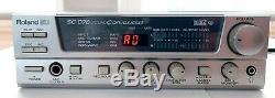 Roland ED SC-D70 Sound Canvas Sound Module Tested Excellent From Tokyo Japan