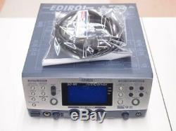 Roland Edirol SD-90 Studio Canvas MIDI Sound Module Used Working from Japan