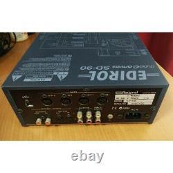 Roland Edirol Studio Canvas SD-90 128-Voice Midi Sound Source AC100V from JP F/S