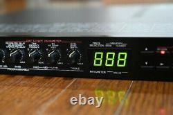 Roland GS-6 Digital Guitar Sound System Effects Processor Rack Unit From Japan