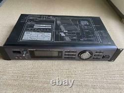 Roland Integra-7 Super NATURAL Sound Module Used AC 100V Import From Japan
