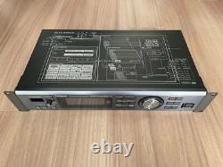Roland Integra-7 SuperNATURAL Sound Module Rack Mount Good Condition From Japan