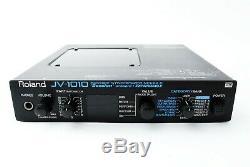 Roland JV-1010 JV 1010 64 Voice Synthesizer Module MIDI GM Sounds From Japan