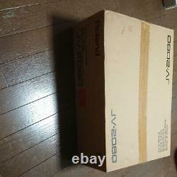 Roland JV 2080 Sound Module Unused 1997 Released Genuine Original F/S from JAPAN