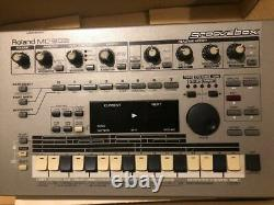 Roland MC-303 Groovebox Sequencer Drum Machine Sound from Japan USED