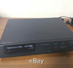 Roland MT-32 MT32 Multi-Timbre Sound Module Tested Working From Japan FREE Ship