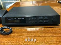 Roland MT-32 Multi Timbre Sound Module Synthesizer WithPower adapter From Japan