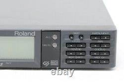 Roland SC-55 SC55 Sound Canvas Midi Sound Module GS Sound From JP Ver. 2.00