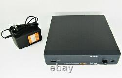 Roland SC-55ST Sound Canvas Module Midi with AC Adapter From Japan