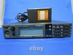 Roland SC-55mk2 SC-55mkII Sound Module withGenuine adapter from JAPAN Express