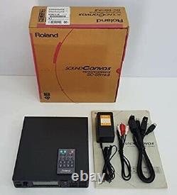 Roland SC-55mkII Sound Module SC-55mk2 adapter from JP