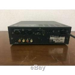 Roland SC-88 MIDI sound module AC100V Operation Verified used from Japan #464
