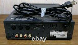Roland SC-88 Sound Module Synth withPower cable from Japan USED