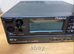 Roland SC-88Pro Sound Canvas Sound Module From Japan Used