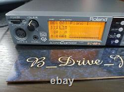 Roland SC-88VL Sound Canvas MIDI Sound Module Shipped from JAPAN