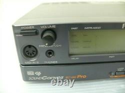 Roland SC-88pro MIDI Sound Canvas Module From Japan