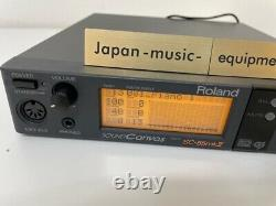 Roland SC55 MKII Sound Canvas Module free shipping from japan fast shipping