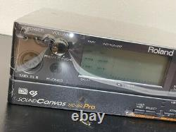 Roland SOUND Canvas SC-88Pro free shipping fast ship from japan good condition
