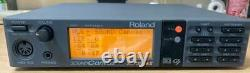 Roland Sc-55mk2 Sound Canvas Memory Battery Ac100v MKII Mk2 From Japan