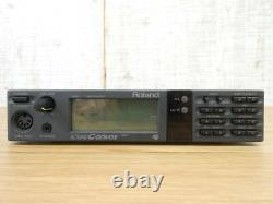 Roland Sound Canvas SC-55 Module MIDI Generator USED Good Condition from Japan