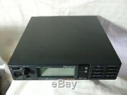 Roland Sound Canvas SC-55MK2 From Japan Free Shipping #002