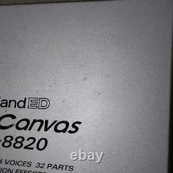 Roland Sound Canvas SC-8820 Modular Synthesizer Used Free Shipping from Japan