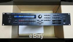 Roland Super JV-1080 Sound Module Midi Synthesizer From Japan Very good