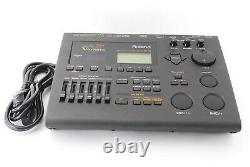 Roland TD-10 V Drum Sound Module from JAPAN withcable