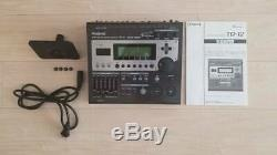 Roland TD-12 Sound V-Drum Electronic Module Working from Japan