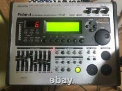 Roland TD-20 Percussion Sound Module free shipping fast shipping from Japan