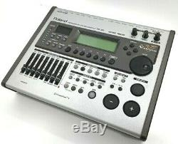 Roland TD-20X Percussion Sound Module Tested Working From Japan FREE EMS
