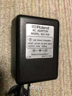 Roland TD-3 V-Drum Module Electronic drum sound module from Japan Used