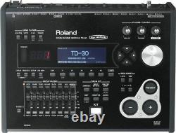 Roland TD-30 Drum Sound Module V-Drums Super from Japan NEW