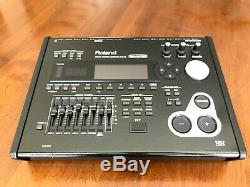 Roland TD-30 V-Drum Module Brain with Pro Sounds from VExpressions and VDrumLib