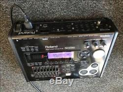 Roland TD-30 V-Drums Sound Module excellent++ condition used from Japan #461