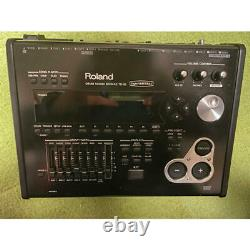 Roland TD-30 drum sound module Used from Japan HYKC
