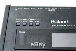 Roland TD-30 td30 Drum Sound Module V-Drums From Japan Very good