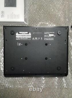 Roland TD-50 Electric Drum Sound Module V-Drum From Japan