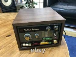 Roland TR-66 Rhythm Arranger Vintage Drum Machine Sound Source from Japan USED