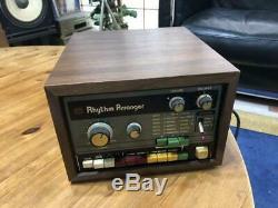 Roland TR-66 Rhythm Arranger Vintage Drum Machine Sound Source from Japan USED