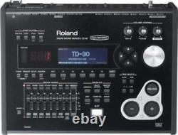 Roland drum sound module TD-30 AC100V from Japan NEW
