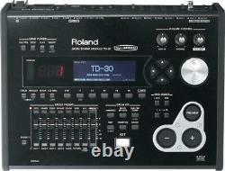 Roland drum sound module TD-30 from japan AC100V