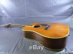 S. Yairi YD-304 Acoustic Guitar Vintage sound Excellent condition Used from japan