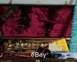 SELMER SA80 series II Early model Alto Saxophone Used Excellent from japan sound