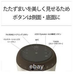 SONY LSPX-S2 Bluetooth Speaker Glass Sound Brand New from Japan