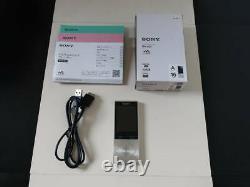 SONY NW-A25 16GB Walkman High-quality sound A series DAP from Japan