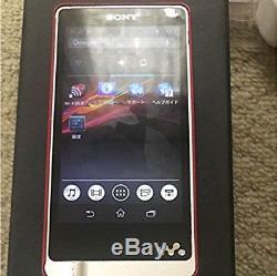 SONY Walkman ZX Series 128GB High Resolution Sound Generator NW-ZX1/S From Japan