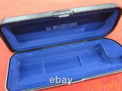 SUZUKI chromatic harmonica Standard Model SCX-48 12 Hole 48 Sound From Japan