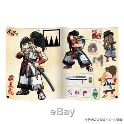 Samurai Spirits (Samurai Shodown) PS4 LIMITED PACK+SOUND TRACK from japan