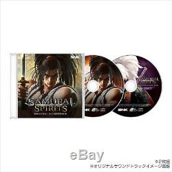 Samurai Spirits (Samurai Shodown) PS4 LIMITED PACK+SOUND TRACK from japan